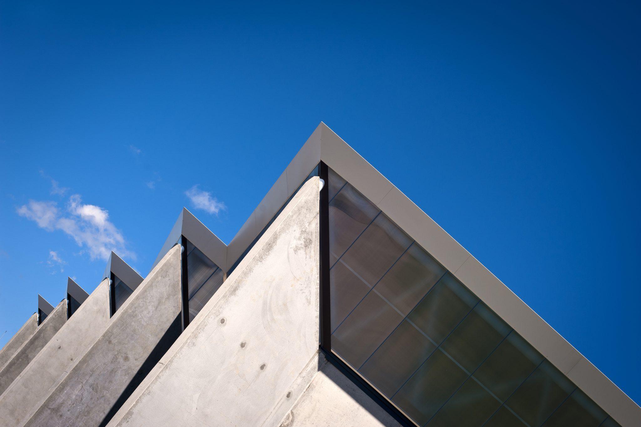 Ulverstone Stadium Philplighton Architects