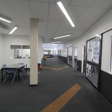 Smithton High School Redevelopment